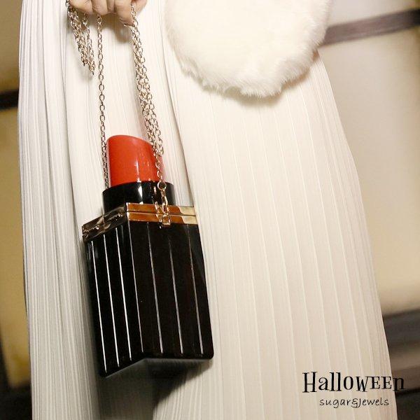 画像5: 【ハロウィン/小物】リップ型ショルダーバッグ