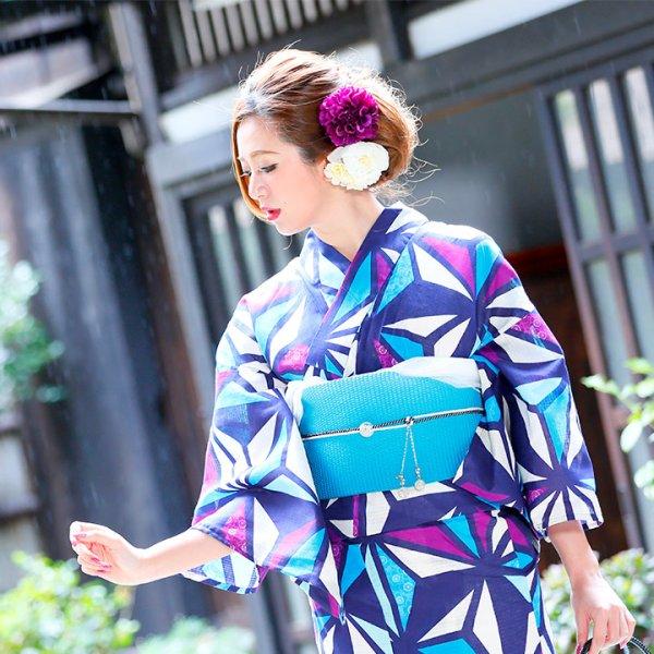 画像5: 【浴衣小物/コサージュ】フラワーコサージュ☆髪飾り[OF03]