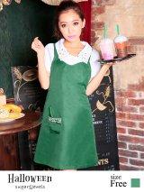 【値下げ!】【ハロウィン2点セット】 可愛いcoffeeshopシリーズ☆カフェスタッフコスプレセット「jSB1607」[HC02]