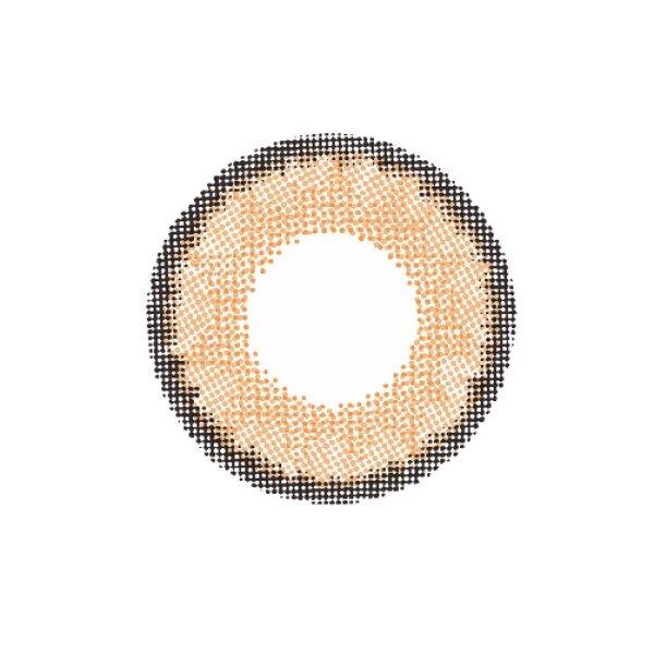 画像3: 【ドープウィンクワンデー スパークシリーズ ディアブラウン 】度あり(1箱10枚入)/1日使い捨てカラーコンタクト【カラコン】[OF08]