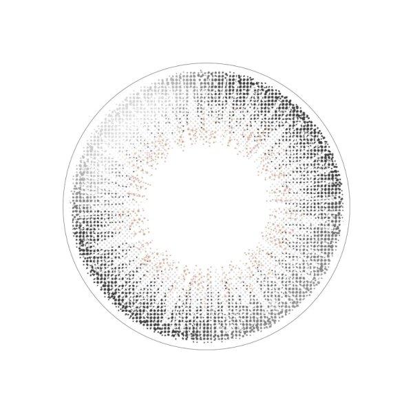 画像3: 【デコラティブアイズ1day】UV モイスト(ラブマイウェイ)度なし/度あり(1箱10枚入)1日使い捨てカラーコンタクト【カラコン】[OF08]