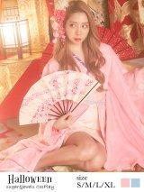 インスタ映え確実!お姫様コスプレセット【ハロウィン】【S-XLサイズ/2カラー】[HC02]