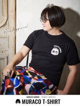 【MURACO×sugar&JEWELS】MURACOLONDON ムラココラボTシャツ/ ポイントアイコンデザイン【S-XLサイズ】【OF04】