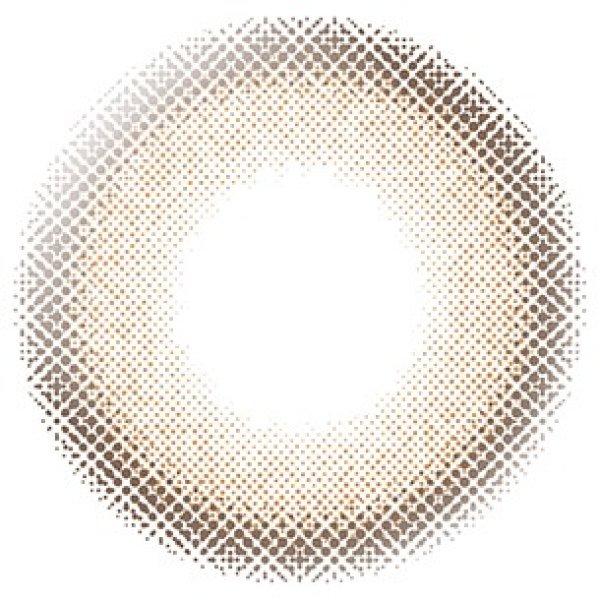 画像4: 【EverColor 1day Natural (エバーカラーワンデーナチュラル)】(クリアキャメル)(1箱20枚入り)1日使い捨てカラーコンタクト【カラコン】