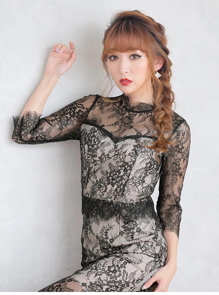5451ae7a7d8b6 ドレス・キャバドレス・小悪魔ageha(アゲハ)キャバ嬢ドレス通販 ...